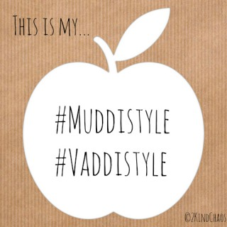Blogparade: This is my #Muddistyle / #Vaddistyle